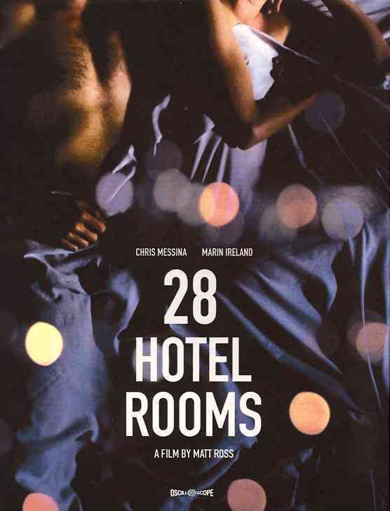 28 HOTEL ROOMS BY IRELAND,MARIN (DVD)
